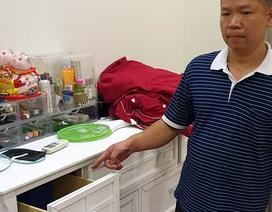 Hà Nội: Đối tượng người Trung Quốc đột nhập, trộm hơn 500 triệu đồng