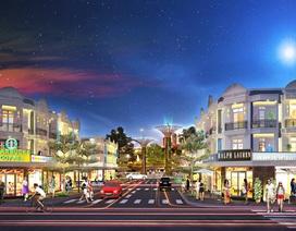 Ra mắt nhà phố thương mại Uni Mall Center tại Thuận An