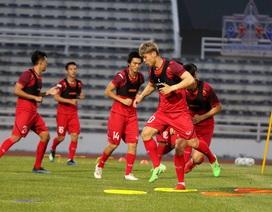 Đội hình nào cho đội tuyển Việt Nam trước cuộc đấu với Thái Lan?