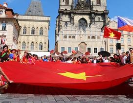 Ấn tượng văn hóa Việt Nam tại Lễ hội các dân tộc thiểu số toàn Séc