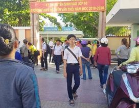 Khánh Hòa công bố điểm thi lớp 10, nhiều điểm liệt môn Toán