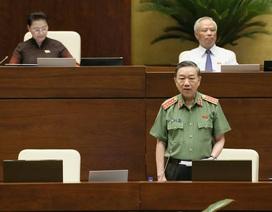 Bộ trưởng Tô Lâm: Công an cấu kết với tội phạm chỉ là trường hợp cá biệt