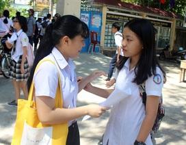Phú Yên: 12.500 thí sinh thi tuyển sinh lớp 10