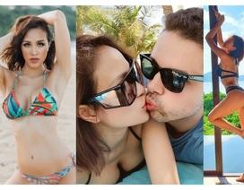 Siêu mẫu - MC nóng bỏng nhất nhì showbiz Việt chuẩn bị lên xe hoa cùng trai Tây
