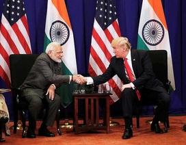 """Thương chiến với Trung Quốc, Mỹ tìm đến """"đồng minh"""" Ấn Độ"""