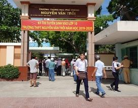 Khánh Hòa: Thi 3 môn 4 điểm vẫn đỗ lớp 10 trường công