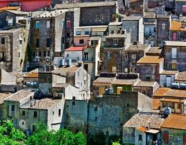 Những ngôi nhà với giá chỉ 1 Euro ở thị trấn tuyệt đẹp Sicily, Ý
