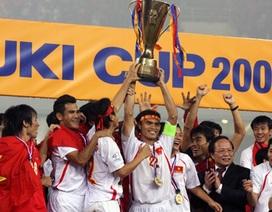 Ba trận đấu đáng nhớ của đội tuyển Việt Nam trước Thái Lan