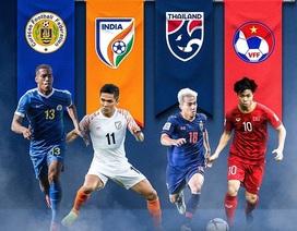 Hướng dẫn xem trực tiếp trận đấu giữa đội tuyển Việt Nam và Thái Lan trên smartphone và máy tính