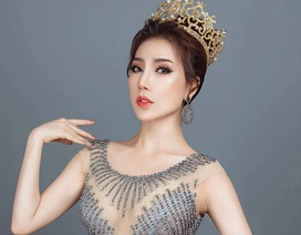 """Hoa hậu Sắc đẹp toàn cầu Hoàng Y Nhung: """"Tôi cảm thấy mắc cỡ khi được gọi là Hoa hậu"""""""