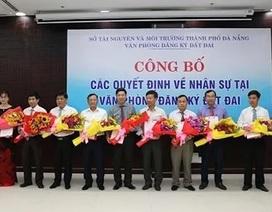 Đà Nẵng luân chuyển hàng loạt lãnh đạo, cán bộ quản lý đất đai