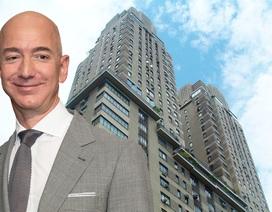 Tỷ phú Jeff Bezos chi 80 triệu USD mua 3 căn hộ đắt giá ở New York