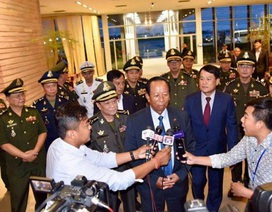 Bộ trưởng Campuchia đề nghị Thủ tướng Singapore cải chính phát ngôn về quân đội Việt Nam