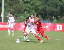 U23 Việt Nam - U23 Myanmar: Thể hiện mình vì suất dự SEA Games