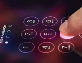 Cảnh giác để lộ mật khẩu điện thoại qua âm chạm màn hình