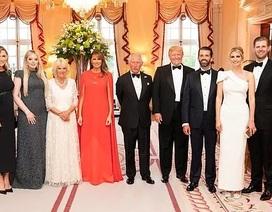Tranh cãi chuyện chi phí của các con ông Trump khi tháp tùng cha thăm Anh