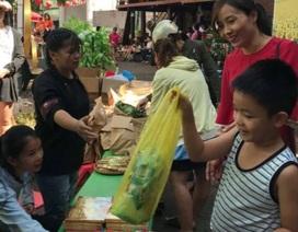Đắk Lắk: Ý nghĩa chương trình đổi rác thải nhựa lấy rau sạch
