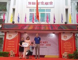 Trung tâm tiếng Anh Pingu's English Việt Nam trao học bổng khuyến học năm 2019 - 2020