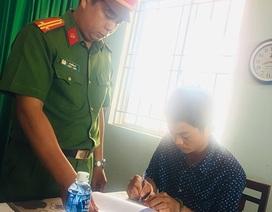 Bắt nguyên Trạm trưởng Trạm Bảo vệ rừng Đại Ninh