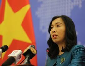 """Bộ Ngoại giao: """"Việt Nam không có ý định thao túng tỷ giá"""""""