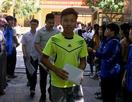 Tuyển sinh lớp 10 Thanh Hóa: Hơn 300 thí sinh vắng thi
