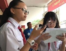 Nóng: TPHCM công bố đáp án môn Toán thi vào lớp 10