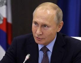 Ông Putin: Mỹ không hứng thú đàm phán lại hiệp ước hạt nhân START