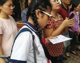 Trên 3.500 học sinh giỏi sẽ rớt khỏi lớp 6 chuyên Trần Đại Nghĩa