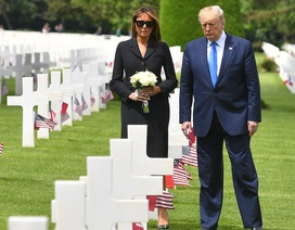 Dàn lãnh đạo thế giới kỷ niệm 75 năm cuộc đổ bộ huyền thoại Normandy
