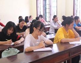 Tuyển sinh lớp 10 ở Nghệ An: Nhầm kiến thức Địa lý vào đề thi môn Hóa?