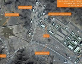 Tình báo Mỹ tố Trung Quốc giúp Saudi Arabia phát triển tên lửa