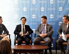 Thúc đẩy quan hệ giữa Hoa Kỳ và các nước dọc sông Mekong