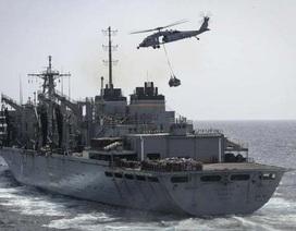 """Tướng Mỹ: Sự răn đe của Washington buộc Iran phải """"lùi bước"""" tại vùng Vịnh"""
