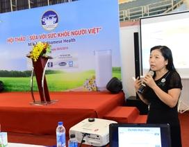 """Hội thảo """"Sữa với sức khỏe người Việt"""" - Đi tìm lời giải cho thực trạng thiếu hụt vi chất ở trẻ"""