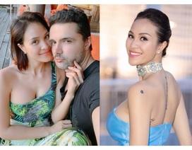 """Siêu mẫu Phương Mai lên tiếng tin đồn lấy chồng đại gia, """"cưới chạy bầu"""""""