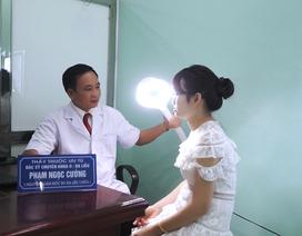Thầy thuốc ưu tú, Bác sỹ CK II Phạm Ngọc Cường - Người lương y của dân