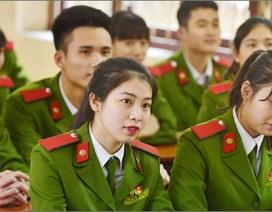 Điểm mới kỳ thi tuyển sinh vào các trường ĐH khối Công an nhân dân