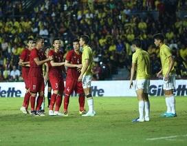 Lần đầu tiên đội tuyển Việt Nam ngang tầm Thái Lan ở vòng loại World Cup