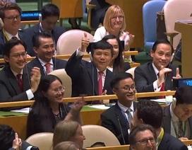 Báo quốc tế đồng loạt đưa tin Việt Nam trúng cử Ủy viên không thường trực Hội đồng Bảo an