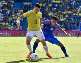 Thái Lan nhận kết quả tệ nhất trong lịch sử King's Cup