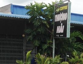 Tạm giữ chủ quán cà phê nghi nằm trong đường dây ma túy lớn từ Campuchia