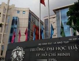 Bộ trưởng Phùng Xuân Nhạ yêu cầu sớm giải quyết vấn đề của Trường ĐH Luật TP.HCM