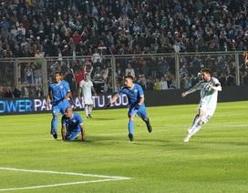 Lionel Messi lập cú đúp, Argentina thắng dễ Nicaragua 5-1