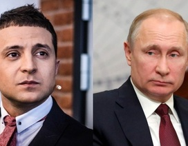 Ông Putin nhắn tổng thống Ukraine: Diễn xuất cần tài năng, nhưng lãnh đạo cần nhiều phẩm chất