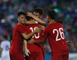 Ai thay thế Đình Trọng ở U22 Việt Nam tại SEA Games 30?