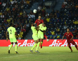 Đội tuyển Việt Nam không còn… sợ các đội đẳng cấp cao hơn mình