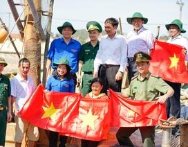 Nghệ An: Nhiều chiến dịch Thanh niên tình nguyện hè đầy ý nghĩa