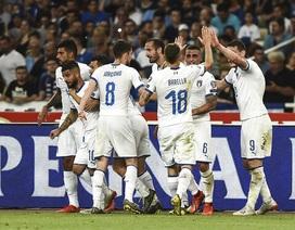 Thắng chóng vánh Hy Lạp, Italia xây chắc ngôi đầu bảng