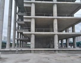 """Vicem xin bán trụ sở 31 tầng ở khu đất vàng nằm """"đắp chiếu"""" 8 năm ròng"""