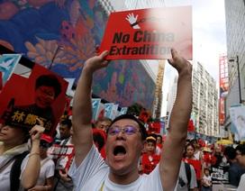 """Báo Trung Quốc cáo buộc """"các thế lực nước ngoài"""" đang gây bất ổn tại Hong Kong"""